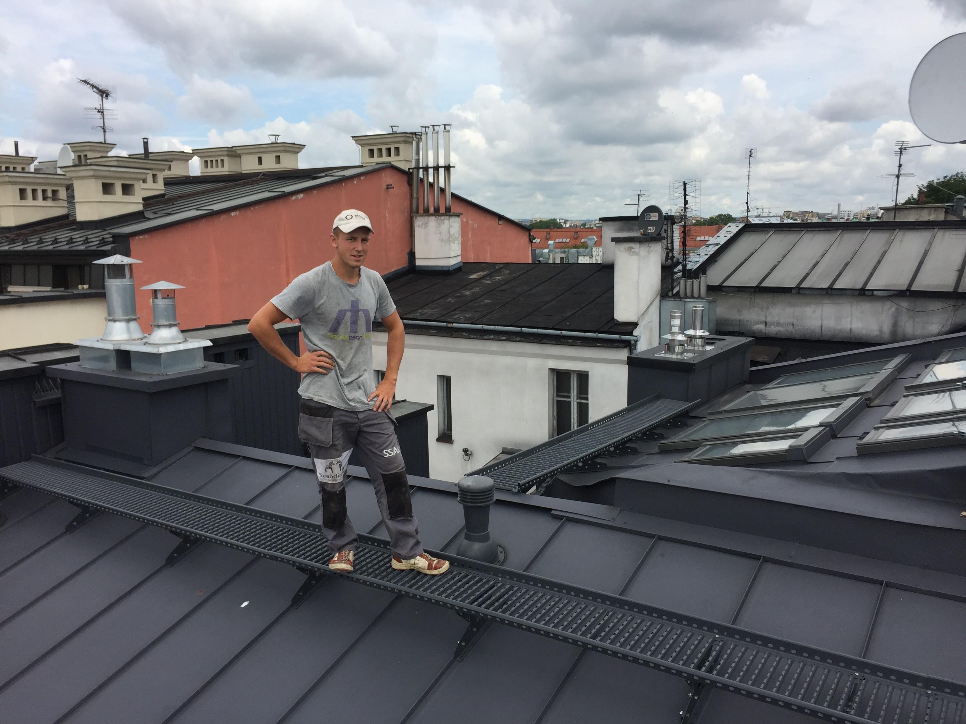 Wykonawca dachu