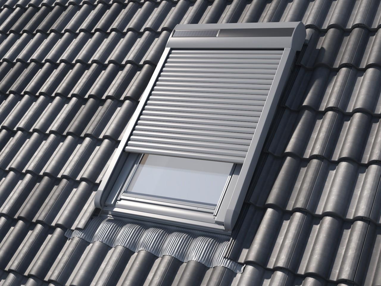 rolety na okno dachowe